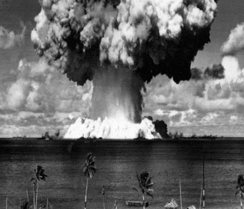 Bikini bomb