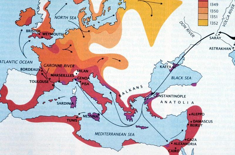 plague map