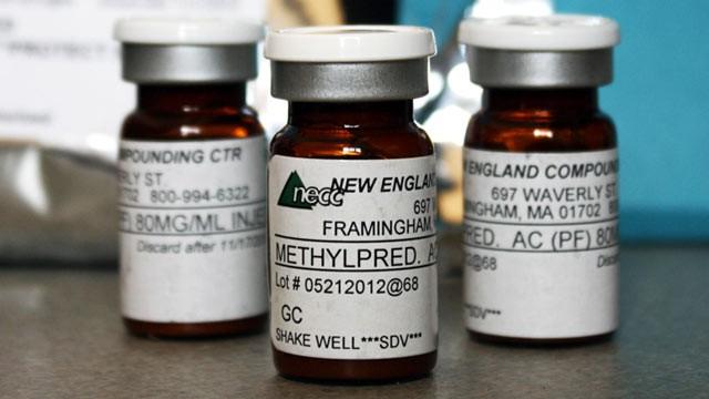 Prednisone vials
