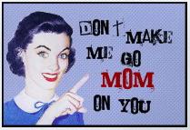 Mom retro