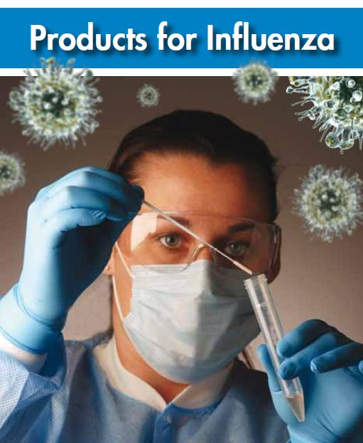 Influenza productcs