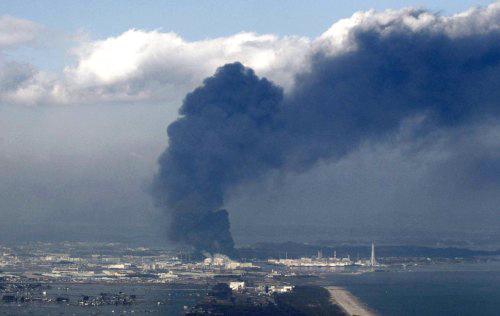 reactor smoke