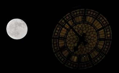 Moon - perigee