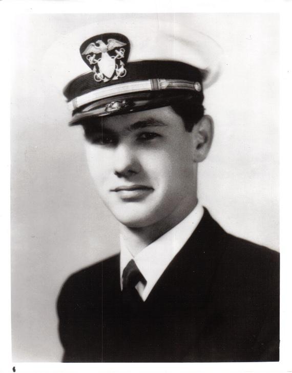 Jonny Carson navy