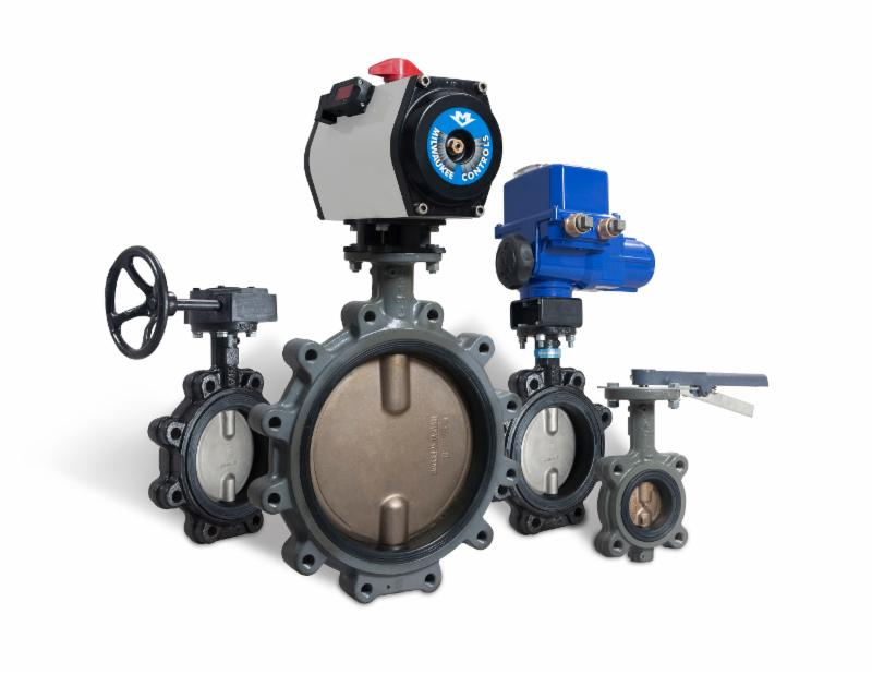 Butterfly Valve Grouping