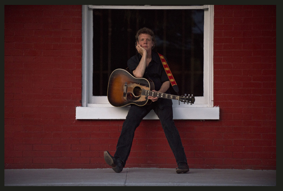 Steve Forbert Over With You Promo Photo