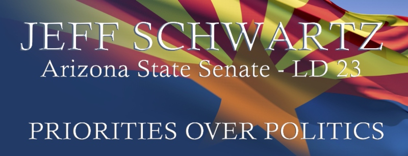 Paid For by Committee to Elect Jeff Schwartz