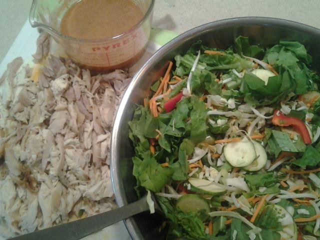Thai Summer Salad