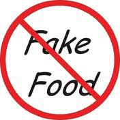 Say No to Fake Food