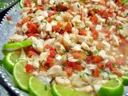 Yucatecan Ceviche Recipe