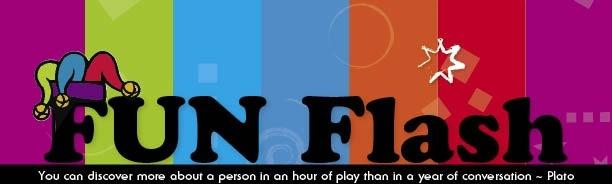 Fun Flash Logo