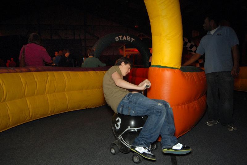 Helmet Go Racer