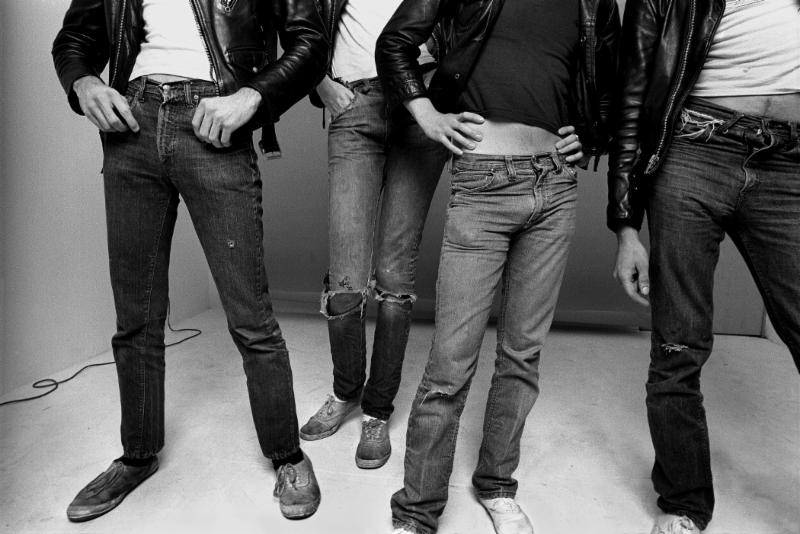 Norman Seeff, The Ramones
