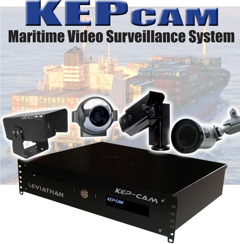KEPcam Maritime Video Surveillance Systems