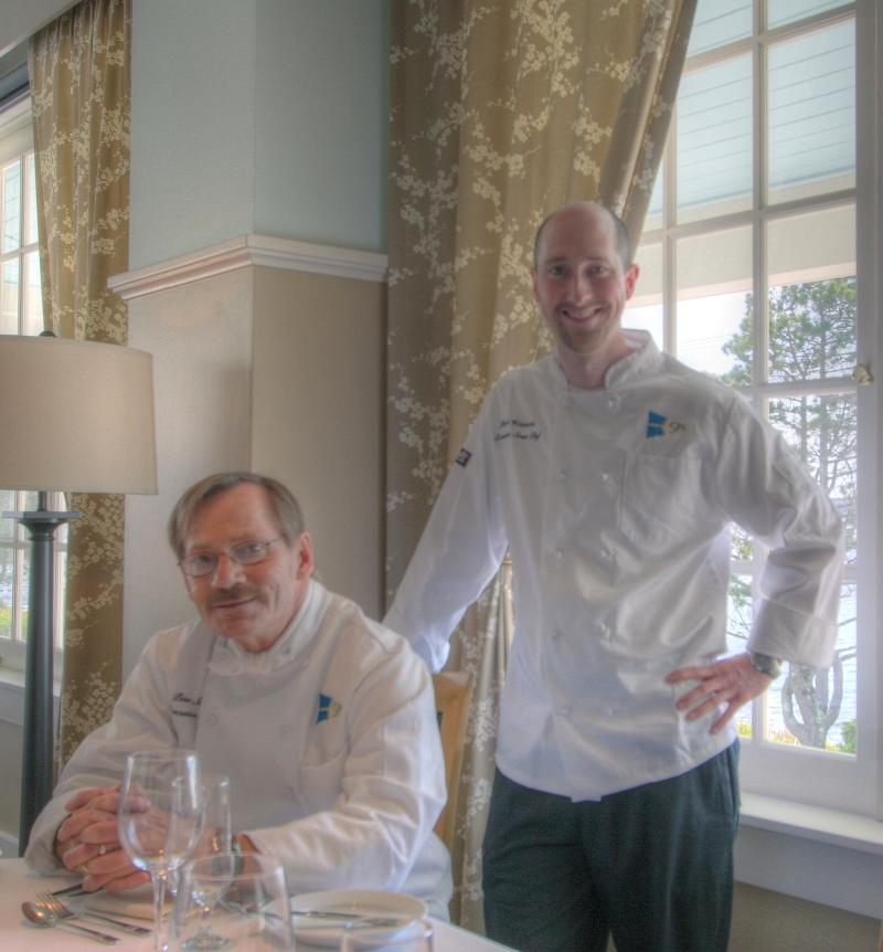 Chef's Pete and Mark