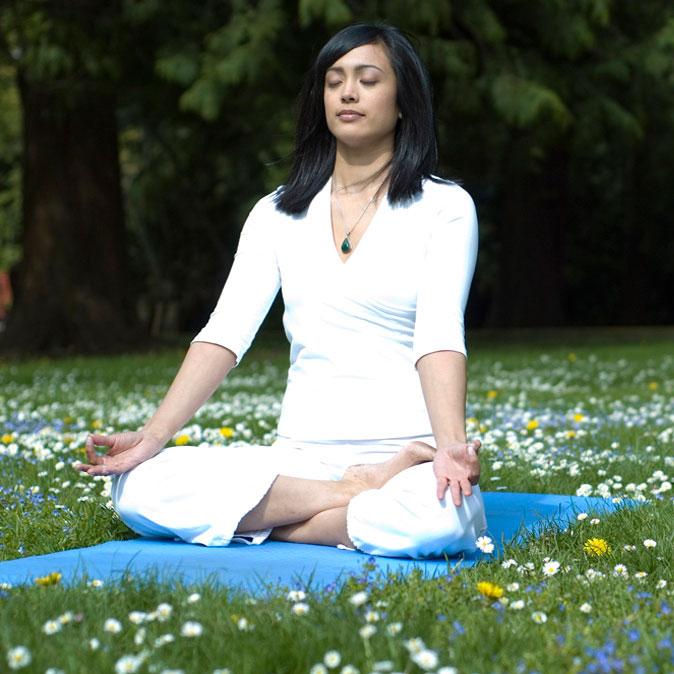 Yoga detox