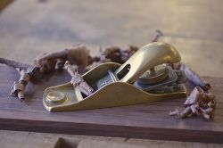 Take a woodworking course in the use of a block plane