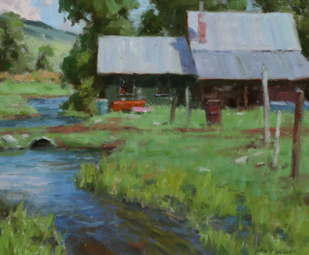 Ned Mueller, Spring Creek