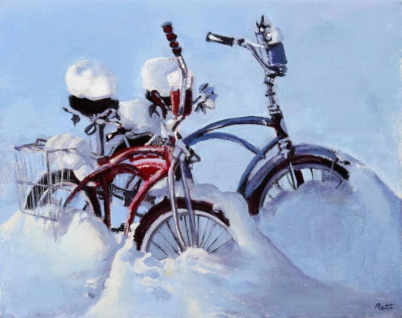 NR10-40 Snowy Townies