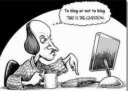 Shakespeare Blogging
