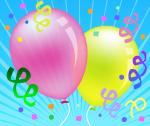 Balloons & Confetti
