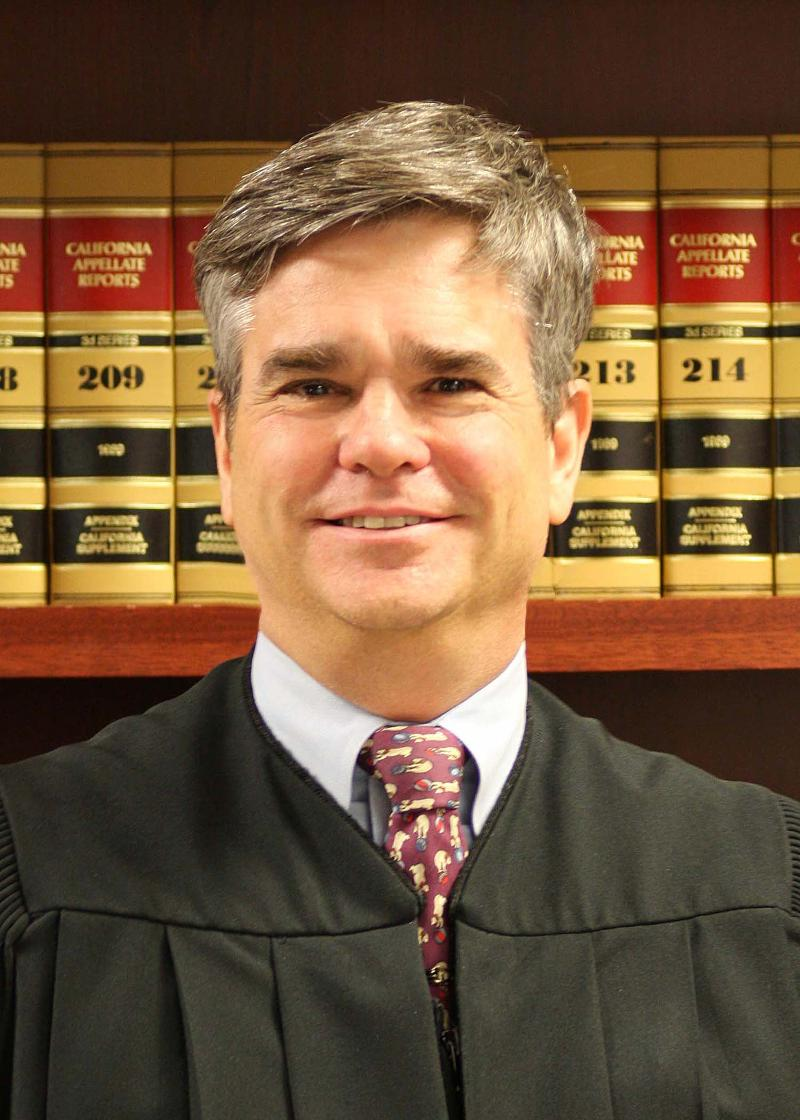 Judge Mark Juhas