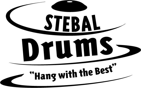 Stebal Drums Logo