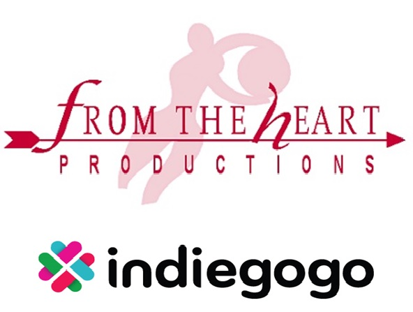 Indiegogo and From The Heart Logo