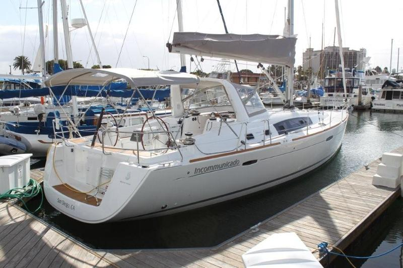 South Coast Yachts brokerage boats of the week - '10 Oceanis