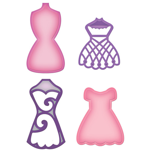 S5-068 Decorative Dress Forms