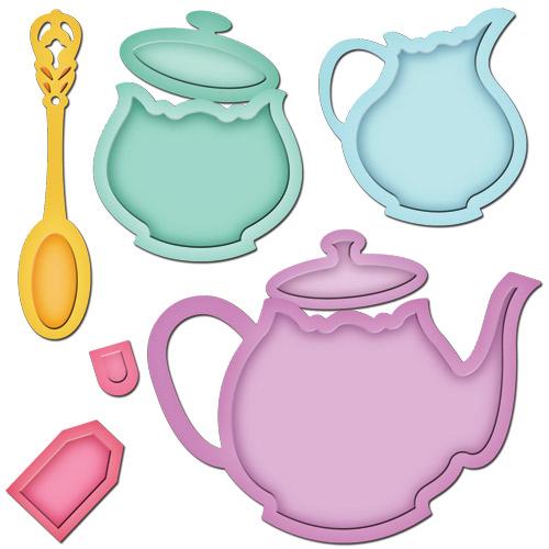 S5-076 Tea Service