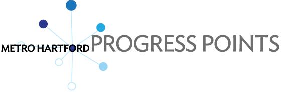 Metro Hartford Progress Points logo
