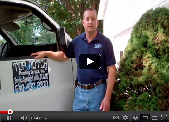 Top Notch Plumbing Service Video