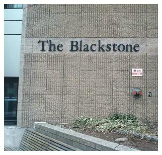 The Blackstone