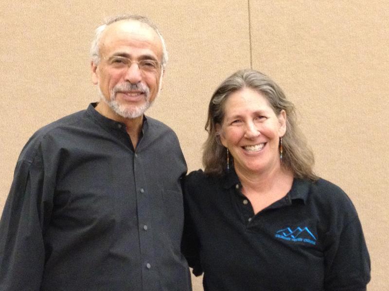 JJ with Carol Ward