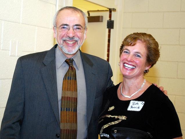 Josh Jacobson and Ruth B Pernick