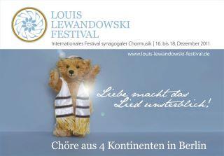 Lewandowski Festival Poster
