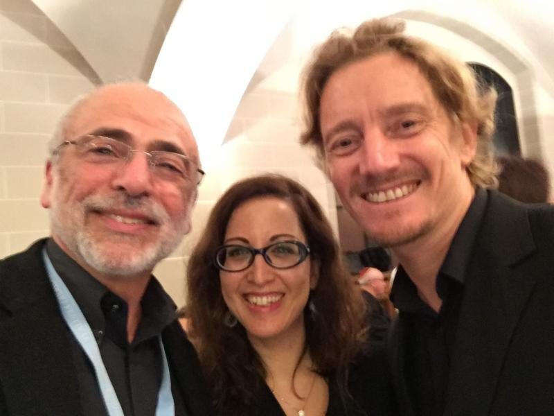 JJ with colleagues Berlin 2015