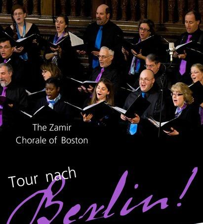 Berlin Tour Program