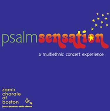 Psalmsensation CD cover
