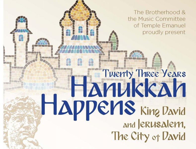 Hanukkah Happens 2012