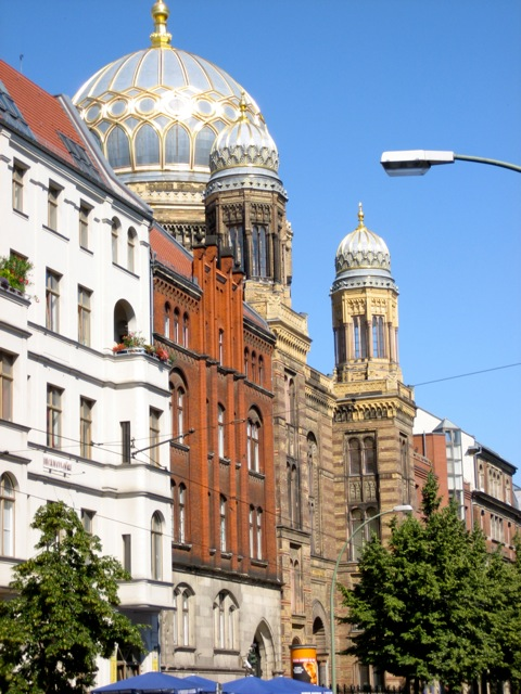 Oranienburgerstrasse Synagogue