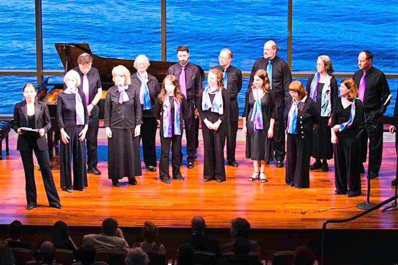 Zamir Chamber Chorus at Waves of Empowerment
