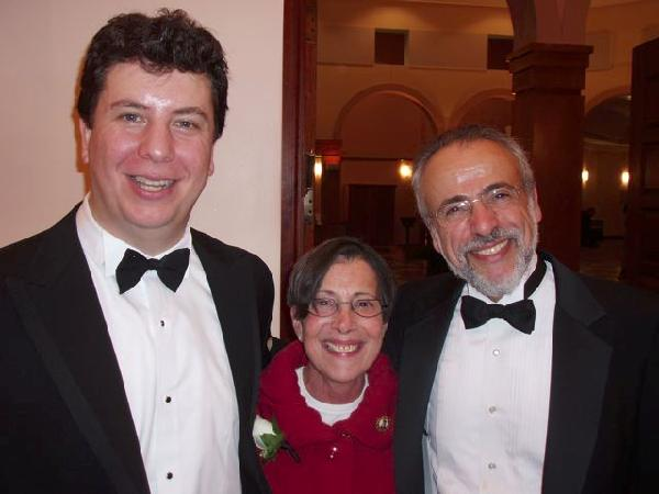 Elias Rosemberg, Arlyn Scheider, Josh Jacobson
