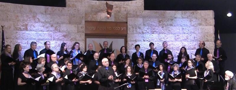 Zamir performs Middle East Harmonies