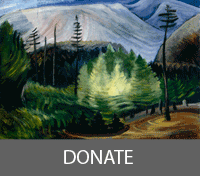 Emily Carr, New Growth, 1936, Purchase 1972, McMichael Canadian Art Collection, 1972.10