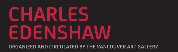 Charles Edenshaw - Organized and Circulated by the Vancouver Art Gallery