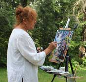 Painting En Plein Air with OPAS