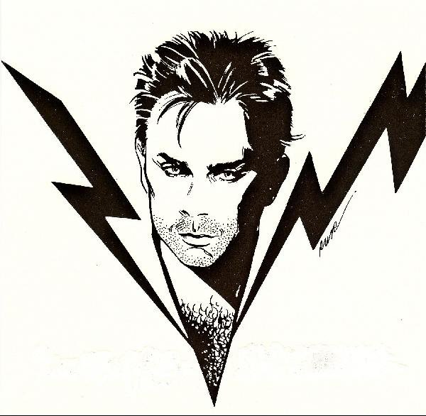 Lou Sketch