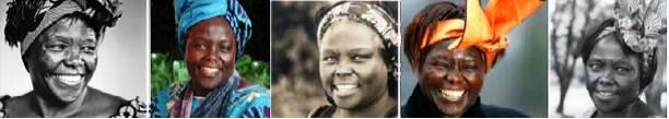 Wangari Maathai Montage
